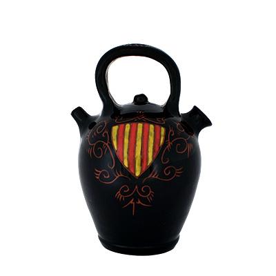 Càntir amb escut català
