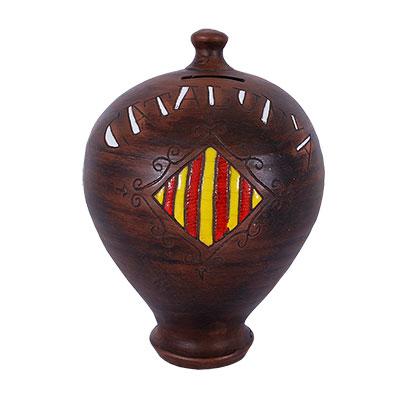 Guardiola amb escut català i 'Catalunya'