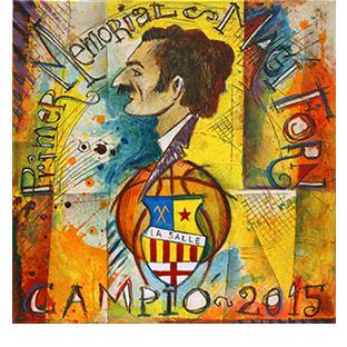 artdelaterra - Quadre personalitzat per a premi esportiu
