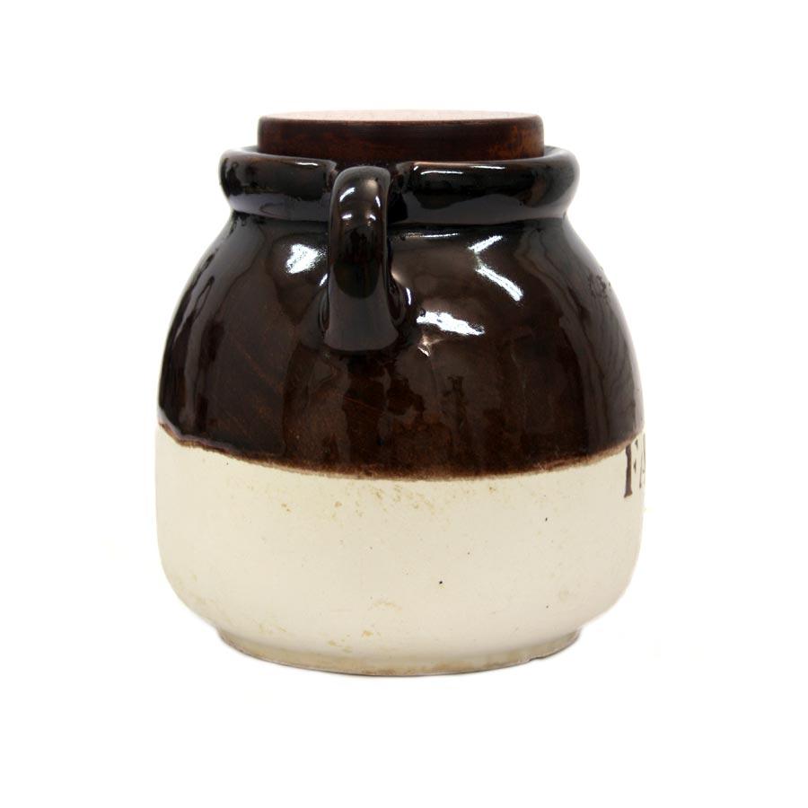 Lateral 1 del pot de ceràmica per a Farina