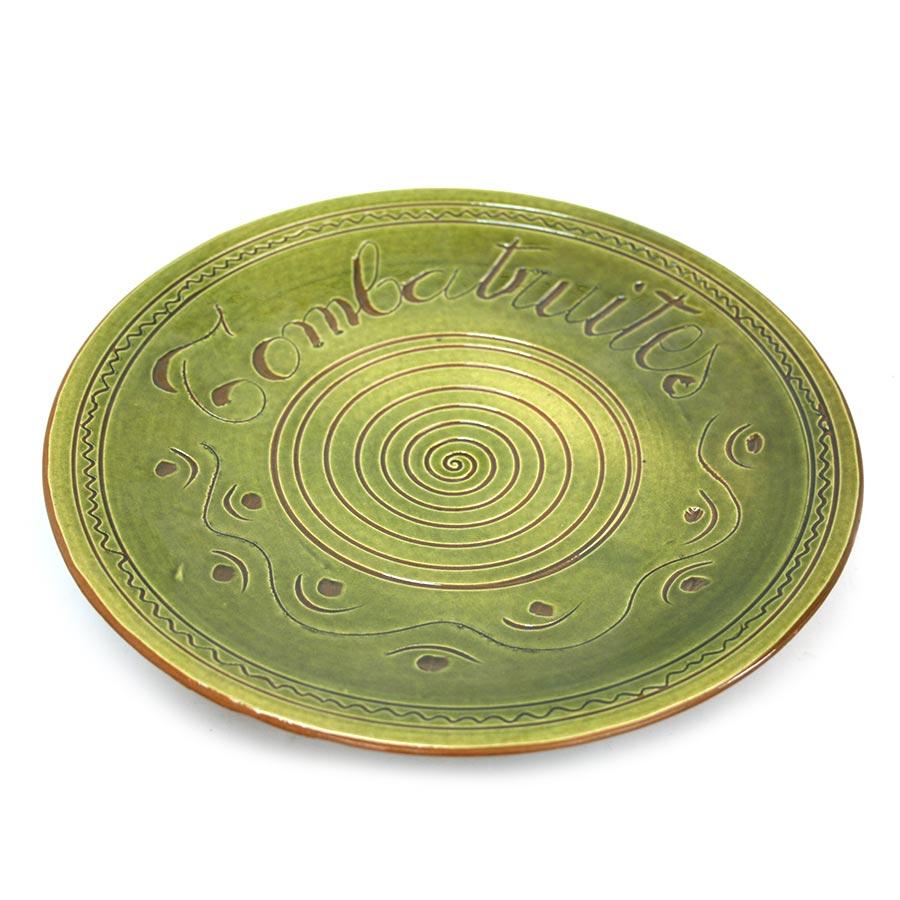 Tombatruites amb verd d'Ubeda