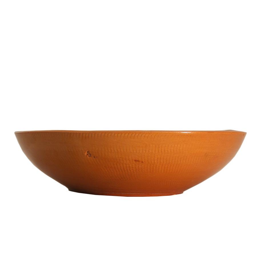 Perfil de la fruitera de ceràmica