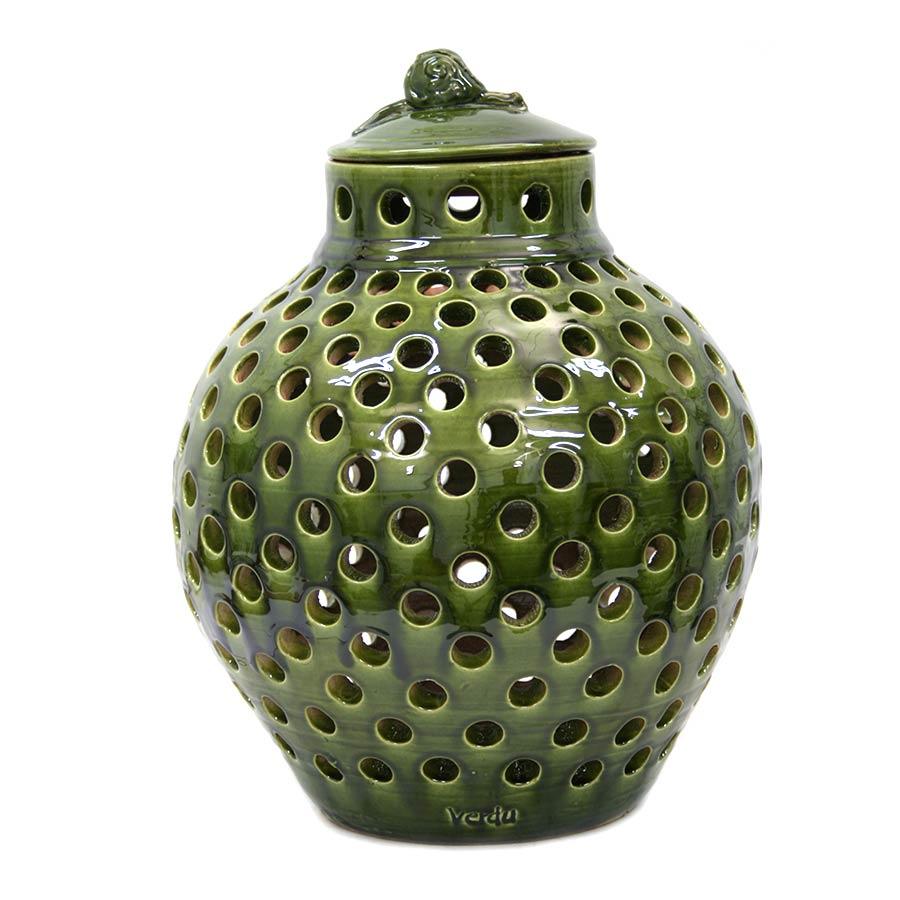 Caragolera amb verd d'Ubeda