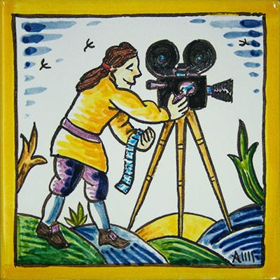 Rajola amb Camerògraf