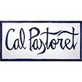 Rajola de ceràmica amb 'Cal Pastoret'