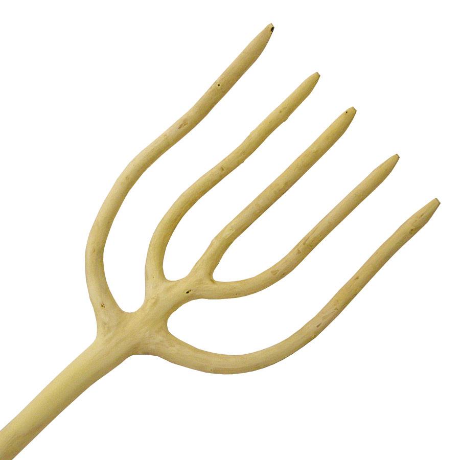 No hi ha 2 forques iguals, totes són diferents