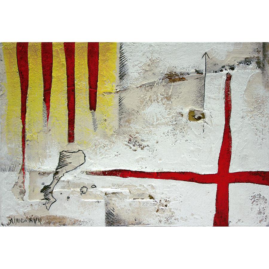 4 barres, PPCC i creu St. Jordi