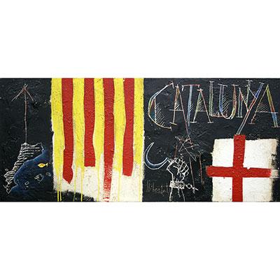 4 barres amb 'Catalunya' i PPCC
