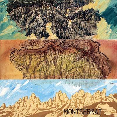 Quadre amb Montserrat