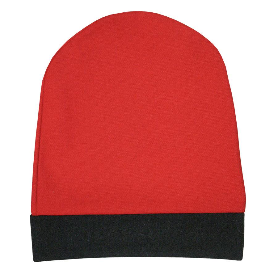 Barretina vermella de 3 pams