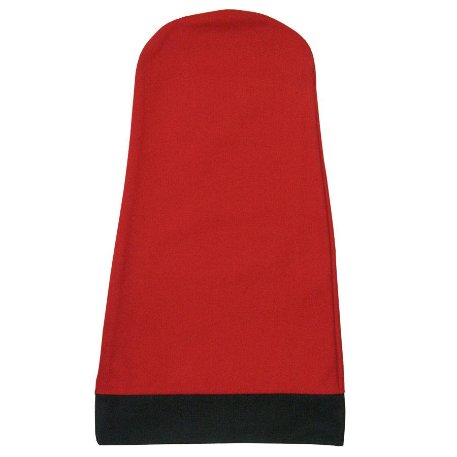 Barretina vermella de 5 pams