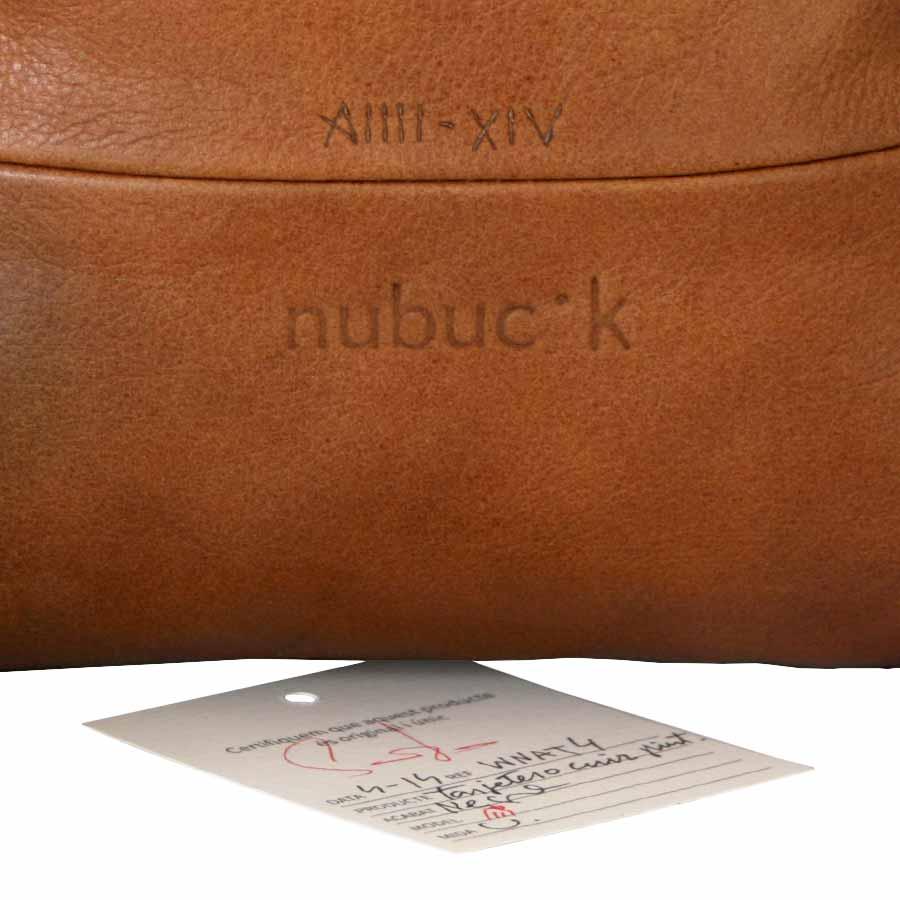 Firma, data i certificat d'autenticitat per a totes les bosses