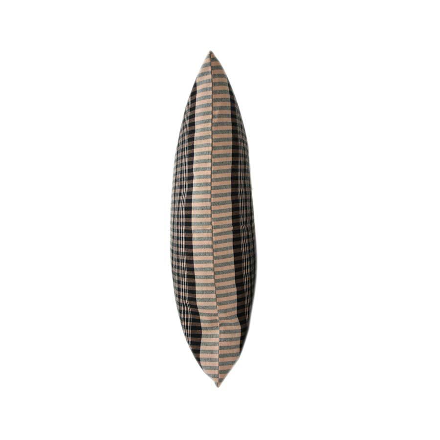 Perfil 1 del coixí fet amb roba de fer farcells