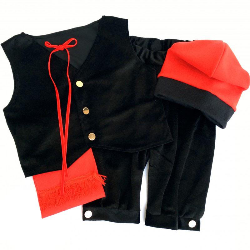 Vestit tradicional d'Hereu català