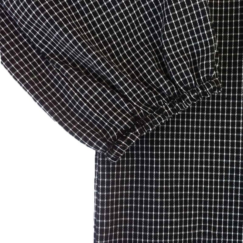 Detall de la camisa de Castanyer