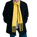 Caient de la bufanda groga