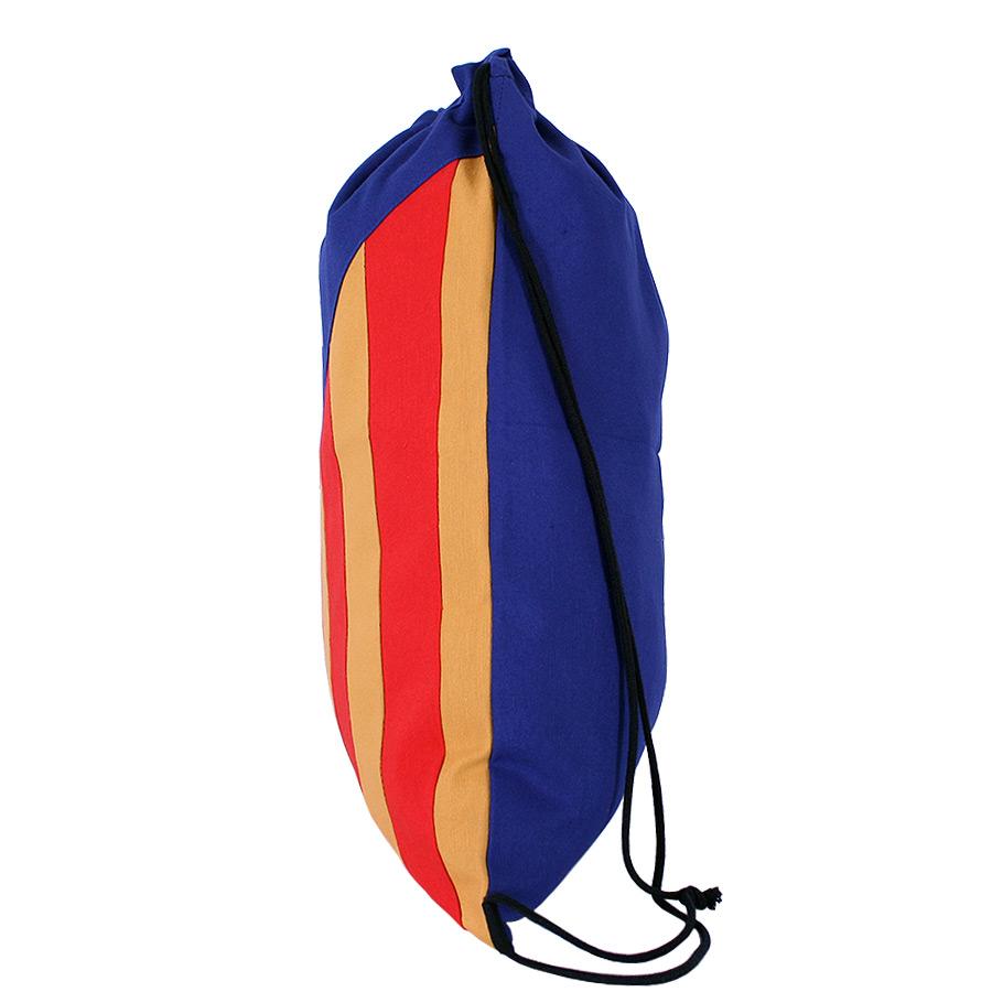 Bossa d'esquena amb estelada de costat