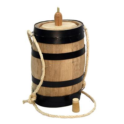 Pitxell en fusta de Roure