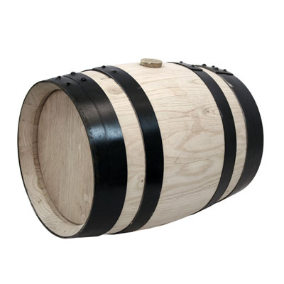 Barril en fusta de Roure Francès
