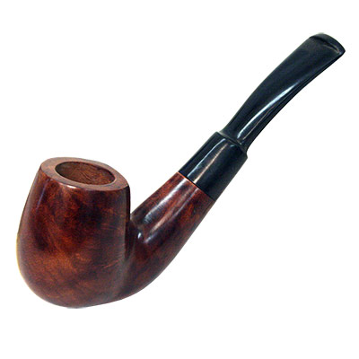 Pipa de fumar corba